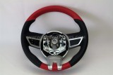 Leather Steering Wheel in stock style